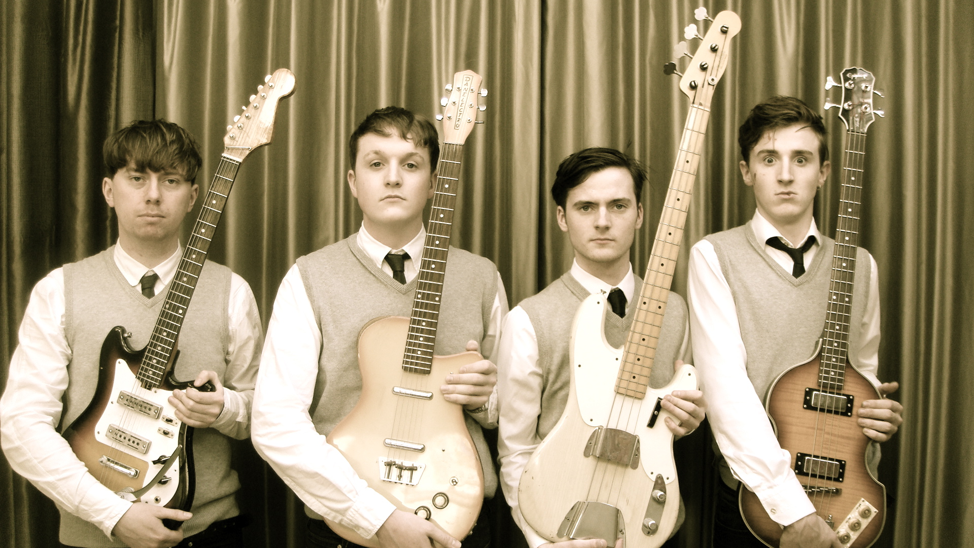 The Pacifics The Best 60s Band Of 2011 Barrygruff